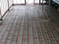 Commerical radiant flor heating