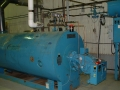 Commerical steam boiler